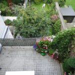 Blick auf Terrasse 2. OG