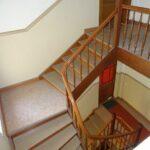 Blick ins Treppenhaus