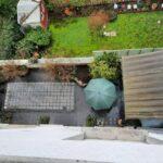 Dachterrasse der Wohnung 1. OG