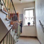 Treppenhaus des Wohn -und Geschäftshauses