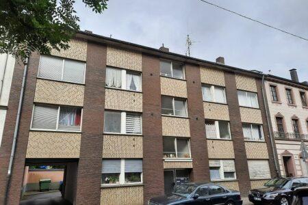 Straßenfront-Eigentumswohnungen